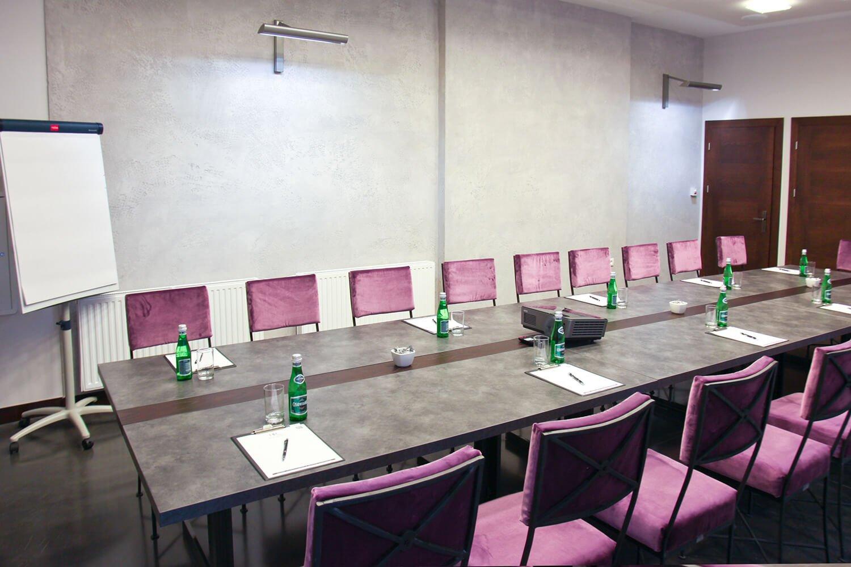 Sala konferencyjna Hotel Royal Poznań